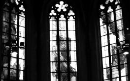 Kirchenfenster der Petrikirche